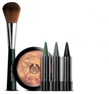 The Body Shop Smoke and Fire collection automne 2010
