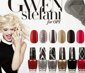 Gwen Stefani Collection By OPI