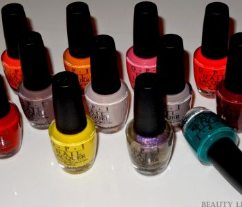[Review + Concours] – Collection OPI Brazil