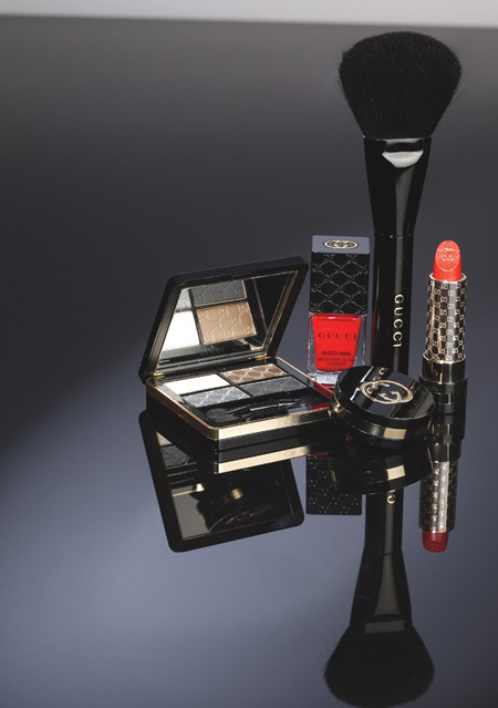 gucci makeup collection
