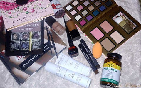 Quelques craquages beauté (L.Greyl, Louboutin, Mac, Armani, B.Brown, Real Techniques, Too Faced…)
