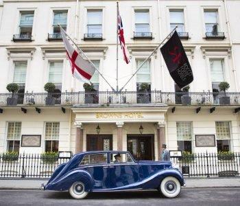 Mon superbe séjour au prestigieux Brown's Hotel London*****