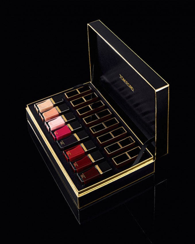 Tom Ford Limited Edition Lip and Nail Box 2014