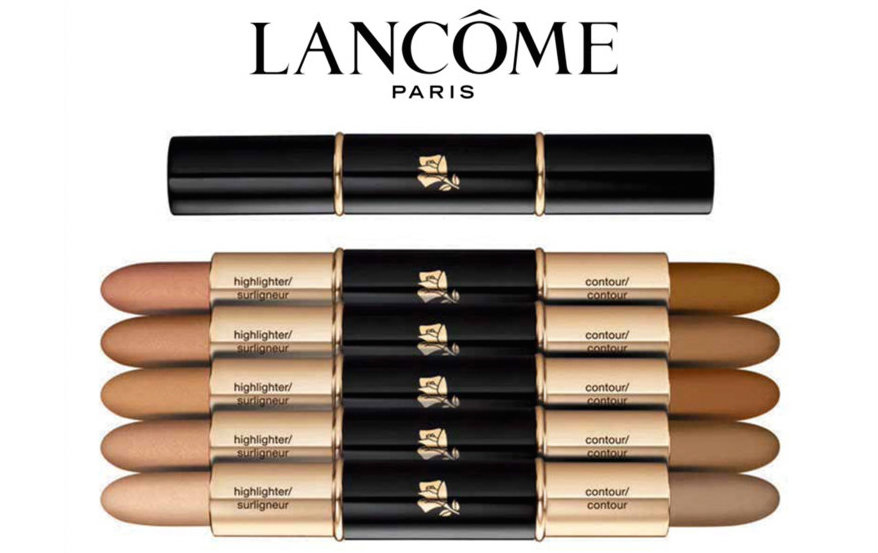 LANCOME LE DUO CONTOUR AND HIGHLIGHTER STICK