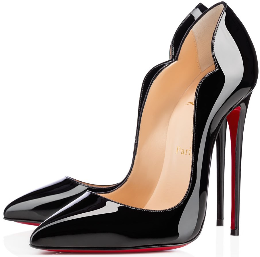 hot chick louboutin