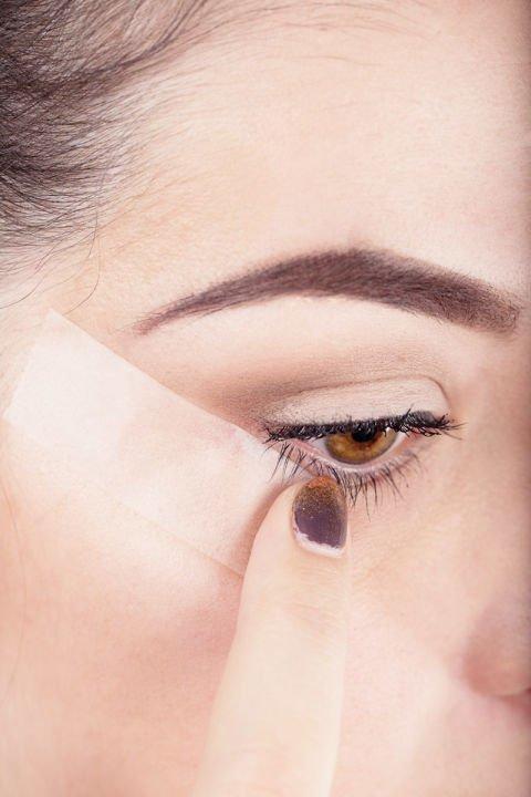 astuce eyeliner