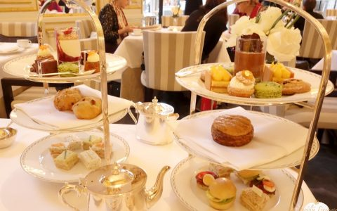 {BRUNCHER À PARIS} – Afternoon Tea au Peninsula Paris