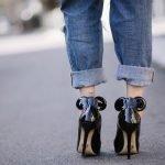 {Les Shoes de la Semaine #19} – Les sublimes Oscar Tiye Minnie Pumps & Minnie Sandals