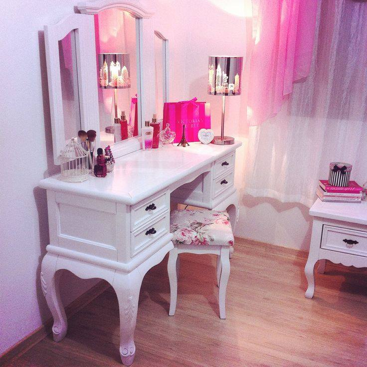 commode pour maquillage