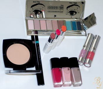 Review de la sublime collection Lancôme French Innocence + Shine Lover + Poudre Bonne Mine