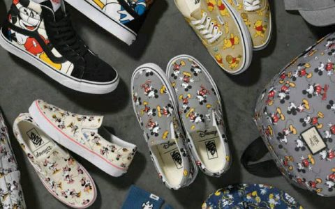 {Dans ma wishlist} – La Collection Vans X Disney