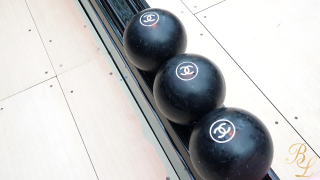 quille bowling chanel