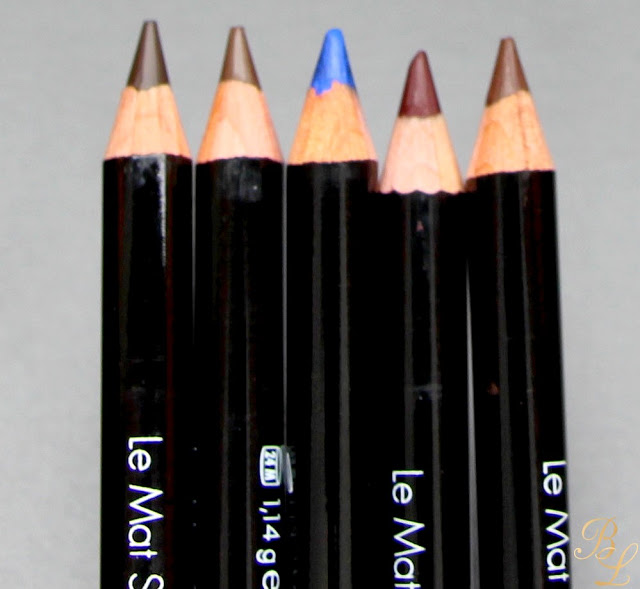 black up crayons