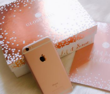 {CONCOURS EXPRESS INTERNATIONAL} – UNE GLOSSYBOX ROSE GOLD À GAGNER