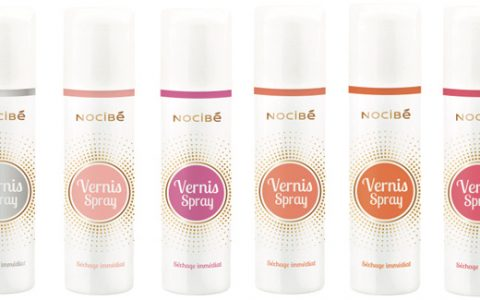 Nocibé sort son vernis spray