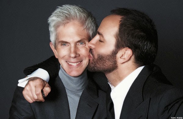 Tom Ford Married To Richard-Buckley-min