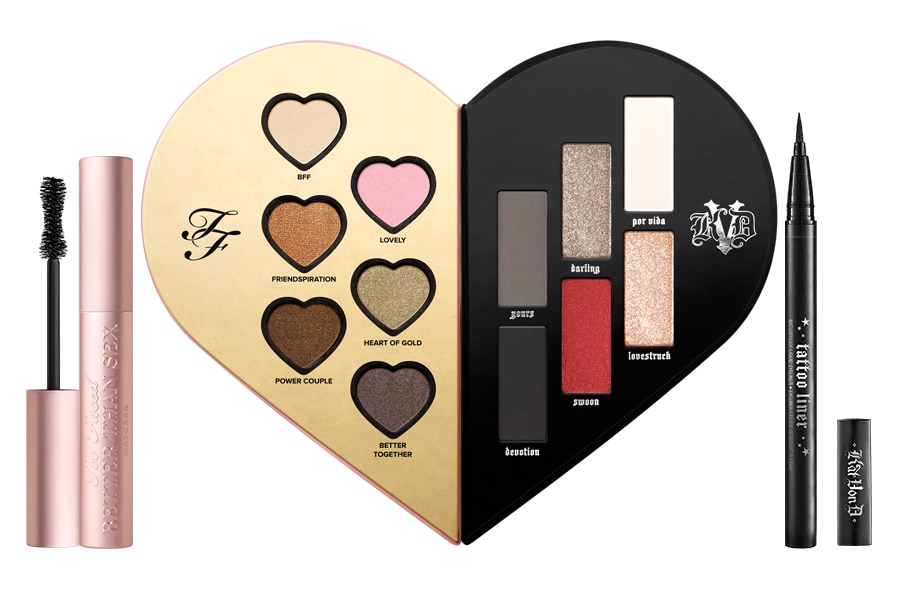 too faced kat von d
