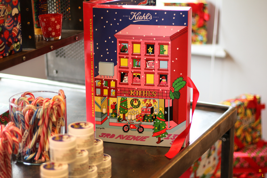 CALENDRIER AVENT KIEHL'S