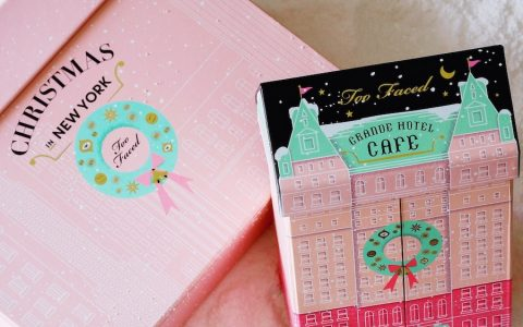 TOO FACED CHRISTMAS IN NEW YORK (Coll Noel 2016)