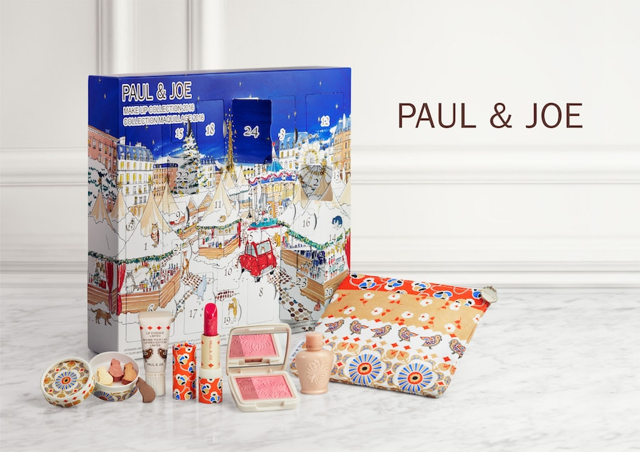paul and joe calendrier