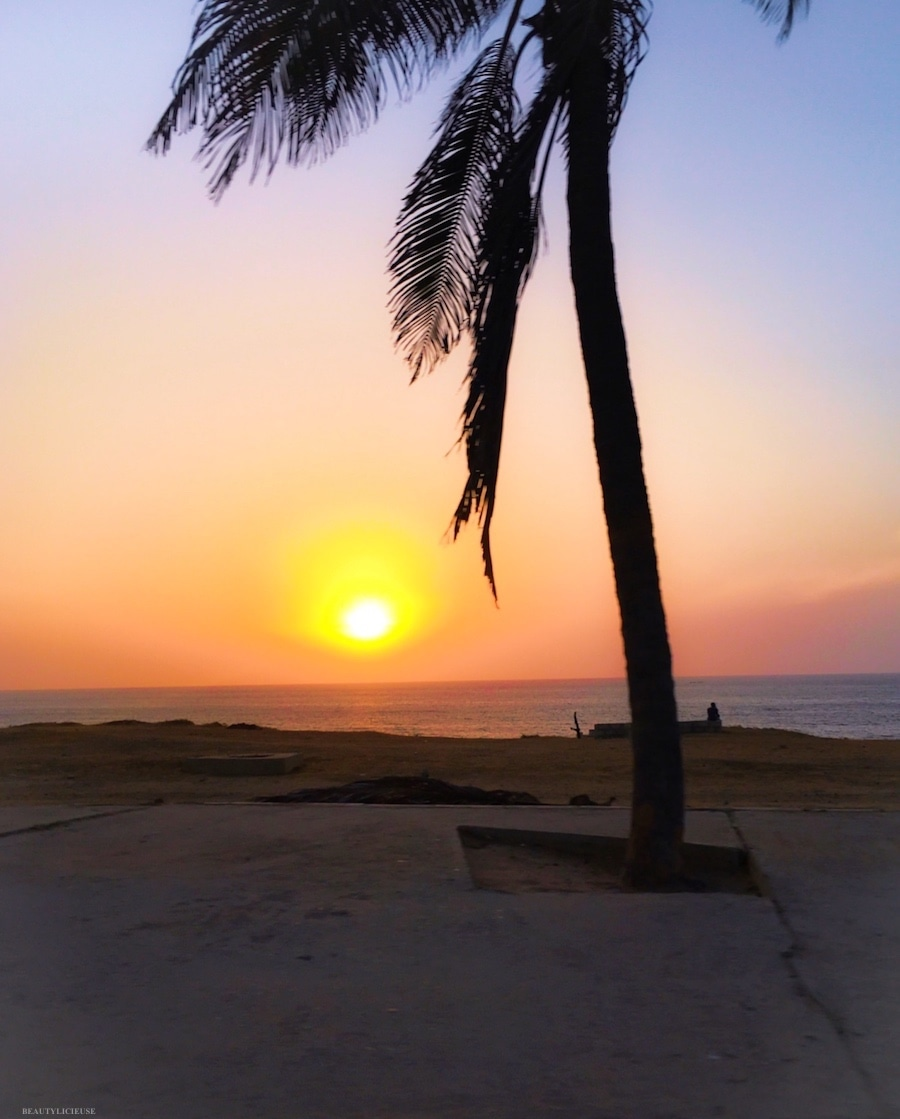 sunset senegal