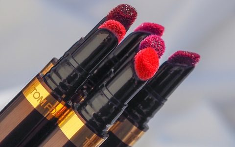 TOM FORD Lip Color Patent Finish – Vernis à lèvres