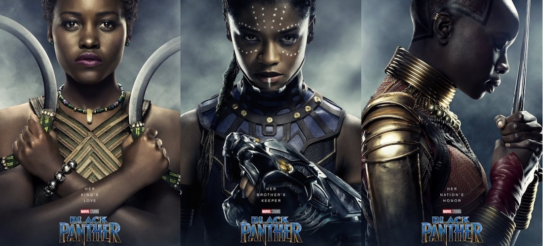 Black-Panther-Women