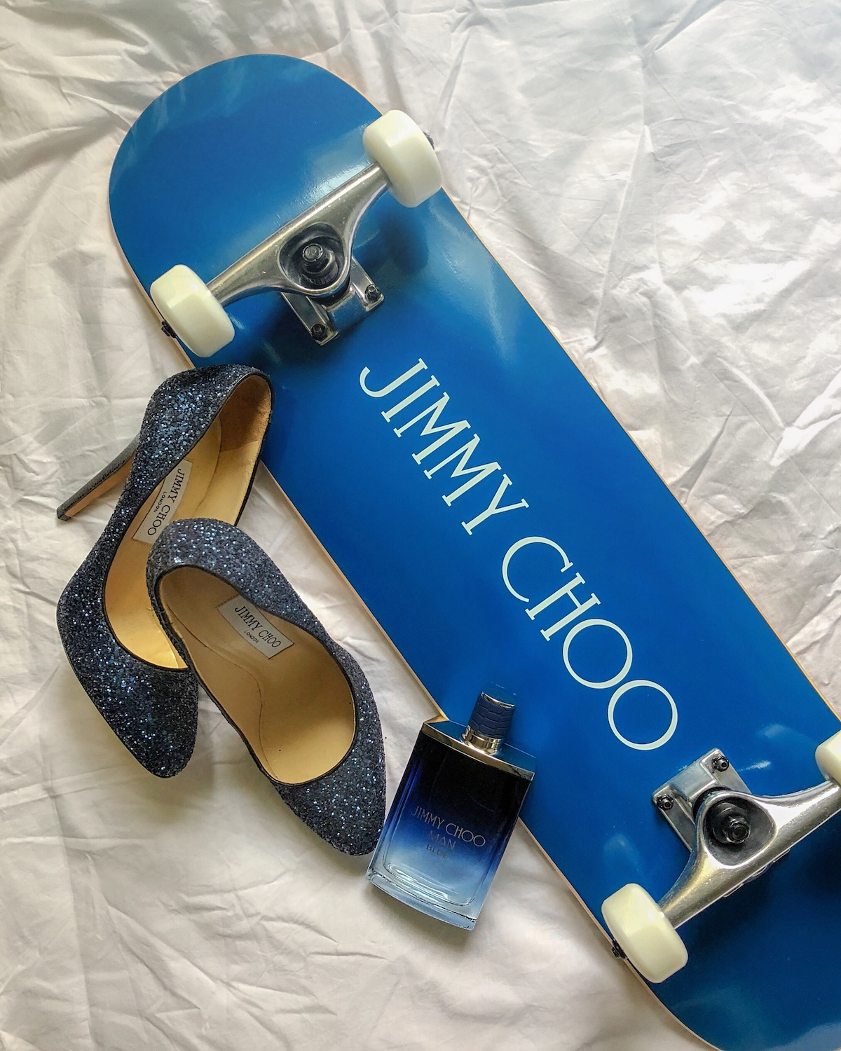 jimmy choo skate board